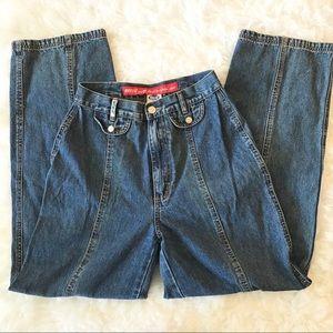 Revolt Super Hi-Rise Vintage Mom Jeans